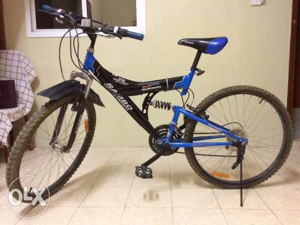 Rambo Gear cycle 21speed for sale