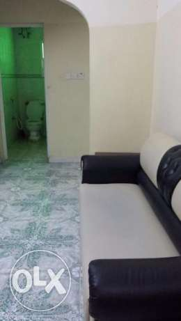 Azeba behind sultan center Fully furnished spacious 2 BHK for rent مسقط -  6
