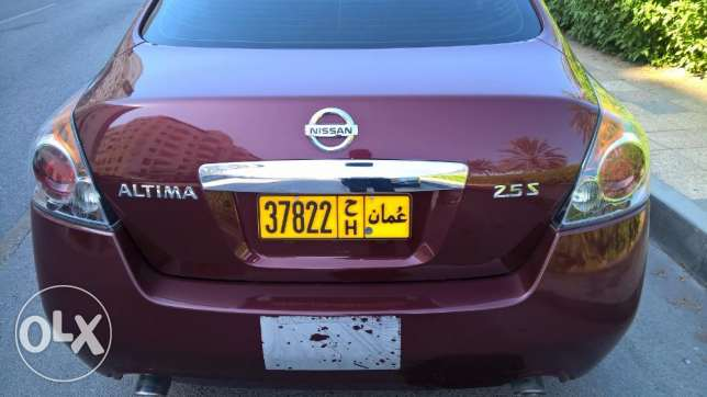 NISAAN ALTIMA 2.5 S - 2011 Model with Blue Tooth - Full Automatic السيب -  6