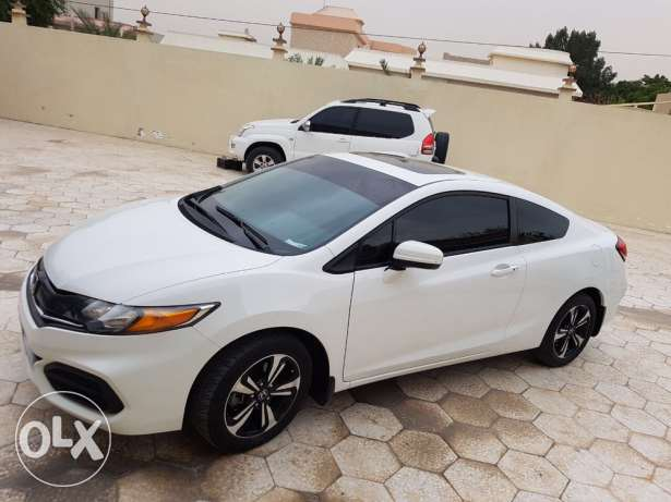 honda civic cope 2014