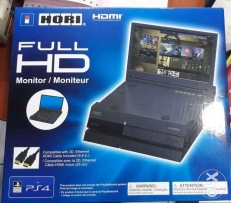 PS4 FULL HD monitor by hori