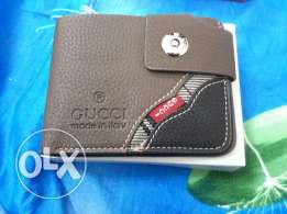 Pure leather Gucci wallet