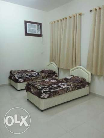 new rooms and a new studio for rent in Salalah Saada North