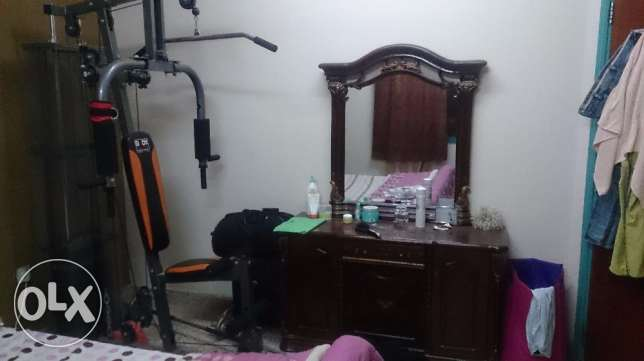 Sharing furnitured Single bed room with separate bathroom مسقط -  4