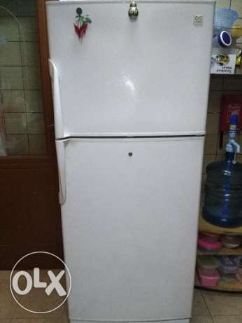 Daewoo Double door 450 Lit refrigerator for sale