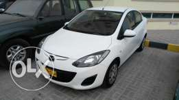Mazda 2 model 2013 cash for sell