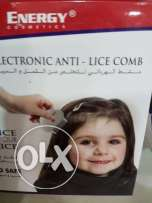 electronic lice comb