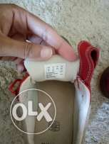 Brand New Clarks Red Shoes