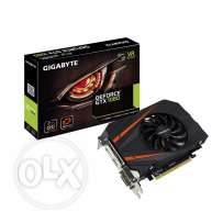 Gigabyte GeForce GTX 1060 Mini ITX OC 3GB GDDR5 Graphics Card