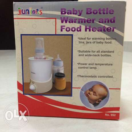 baby items( food processor & bottle warmer)