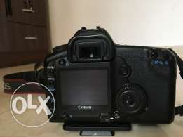 Canon 5D Mark1, in a very clean condition