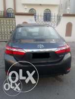 Toyota corolla 1.6 L only 12000 for 4600