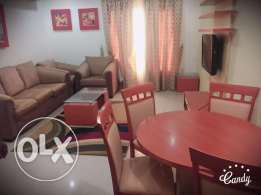 Furnished Luxurious 2 BHK Appartment For Rent in Azaiba