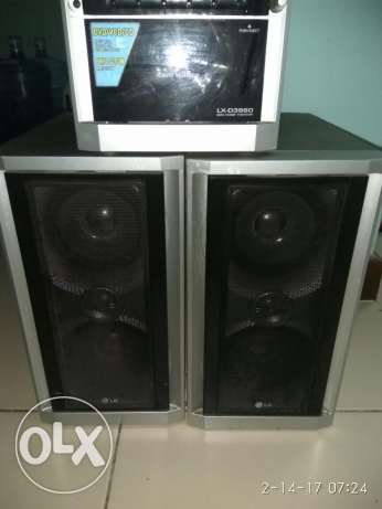 Lg home theater روي -  2