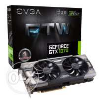 EVGA GeForce GTX 1070 FTW gaming
