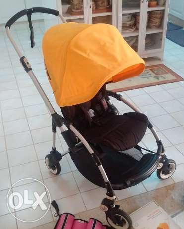 Bugaboo Bee 3 Stroller - Like New - Reduced To Sell - 100 OMR