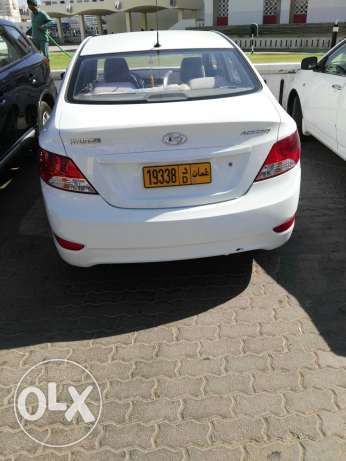 For sale hyundai accent...model 2013...good condition مسقط -  3