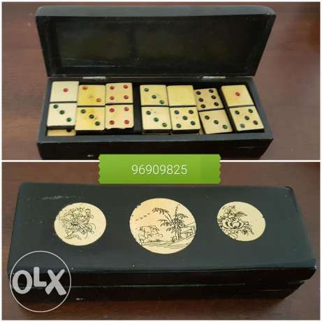 Vietnamese Domino Set