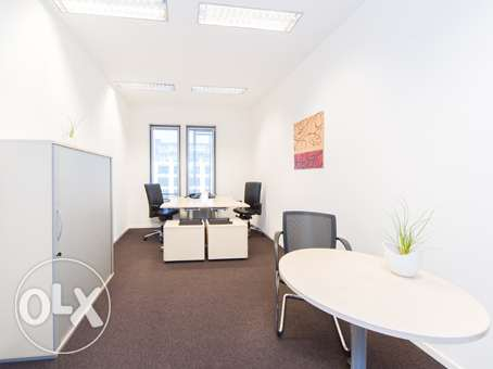 Muscat - All types of Offices available.