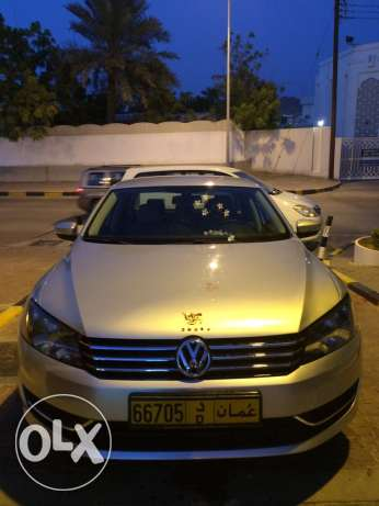 Brand New Condition VW Passat with low mileage مسقط -  6