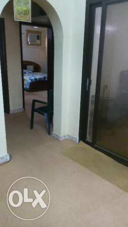 Nice 2 BHK Flat in Darsait Near to ISD مسقط -  2