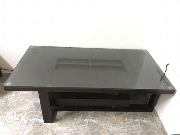 Cupboard and Centre table