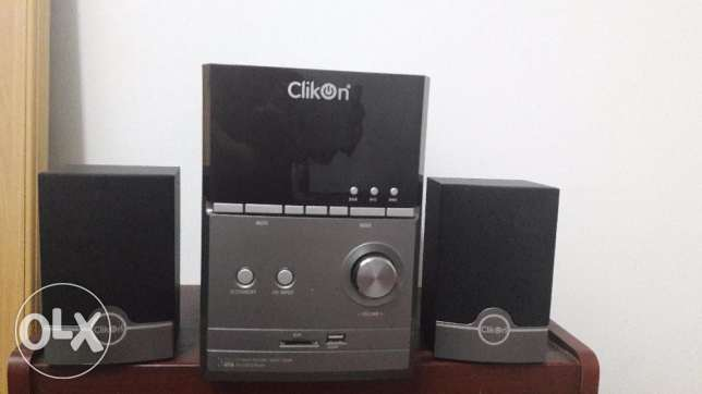 Audio Stereo set for sale