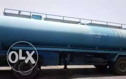 Tanker (8000 gal) for sale