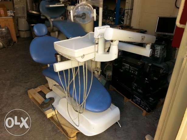 belmont dental chair very good condition made in japan