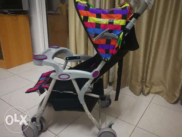 Baby Stroller - only 2-3times used