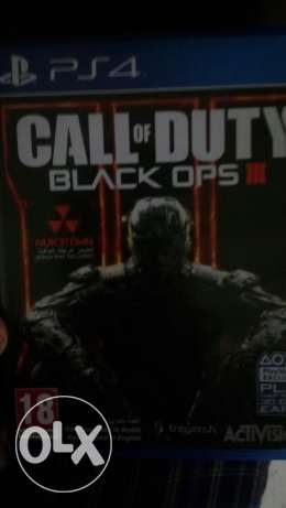 Black ops 3 and PES 2016 PS4