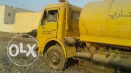 Tata Waste Water Tankar 1996 Model