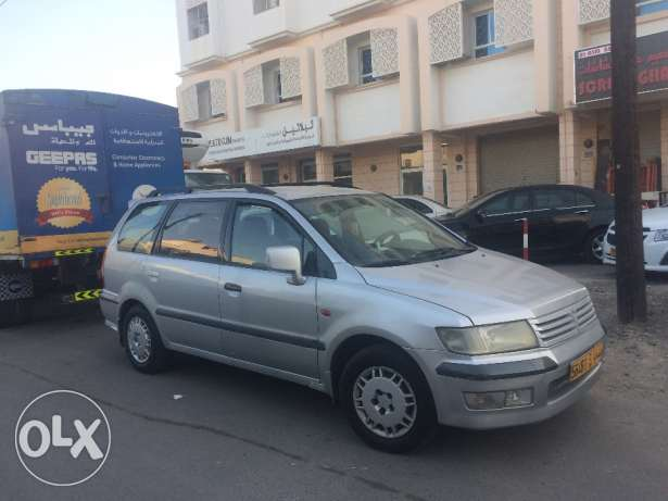 Good condition Space Wagon