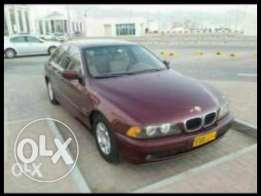 BMW 520i model 2003 for sale