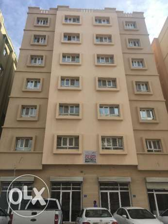new brand new flat for rent in al ansab.