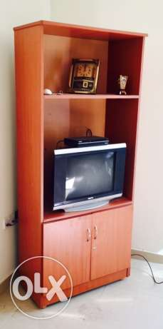 tv with stand for sale مسقط -  1