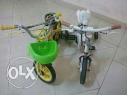 baby cycle