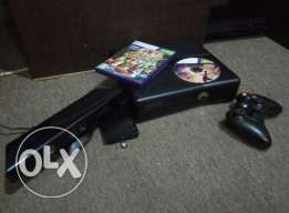 xbox 360 with kinect- modded