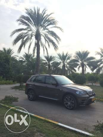 BMW X5 2012 reduced price