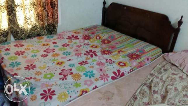 2 King size beds Avaible at just