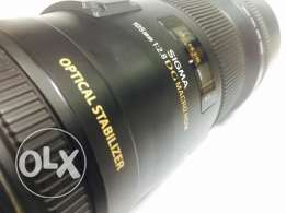 Sigma macro Lens 105mm for Canon