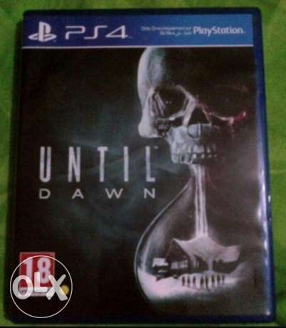 Until dawn ps4 بوشر -  1