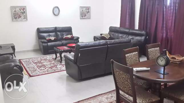 furnished appartment for rent in alqurom in barik al chateeq مسقط -  5