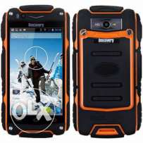 Discovery V8 Smartphone Dual Sim Rugged Android 3G Mobile Phone Orang