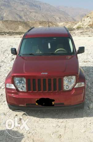 Good chance, Jeep Cherokee 2012