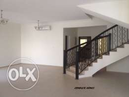 6BHK semi-detached villa available for rent in Bausher