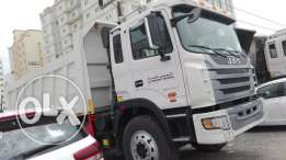 Man Tipper Trailer