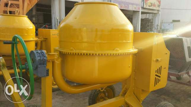 Mixer machine 360L