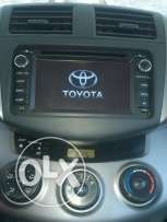 toyota screen