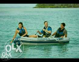 Rubber boat 115 R.O 4person